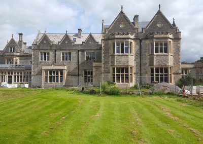 Conversion of a Grade II listed building to a dwelling, Wiltshire