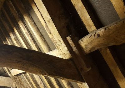 Conversion of a domestic dwelling loft space, Gloucestershire