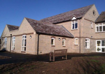 Nursing home extension, Gloucestershire
